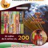 200-Varitas-De-Incienso-Aromatizadas+obsequio-Portaincienso